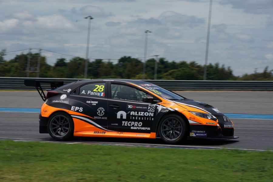 Aurelien Panis, Boutsen Ginio Racing Honda Civic