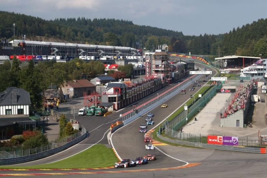 4 hours of Spa-Francorchamps, European Le Mans Series