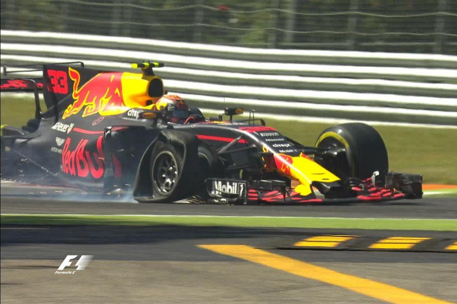 Italian Grand Prix, Monza,Max Verstappen