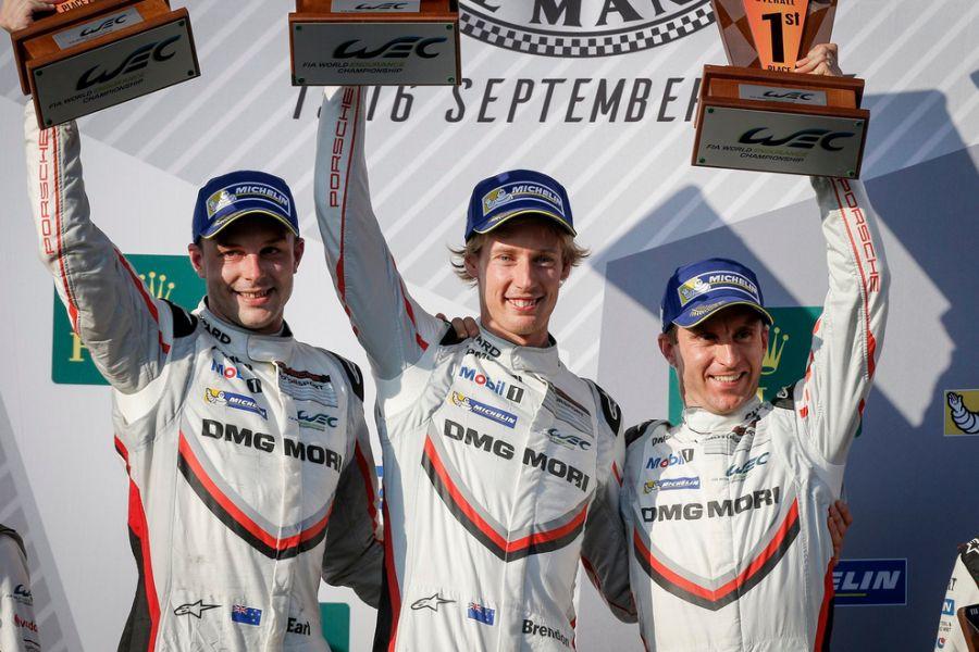 6 hours of Circuit of the Americas, #2 Porsche 919 Hybrid, Bamber, Hartley, Bernhard