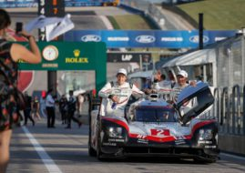 6 hours of Circuit of the Americas, #2 Porsche 919 Hybrid