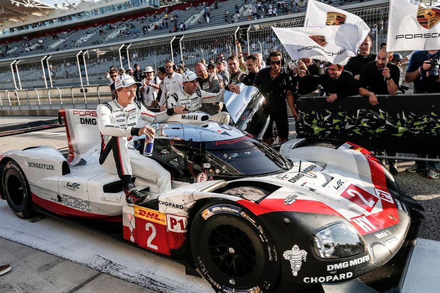 #2 Porsche 919 Hybrid, Circuit of the Americas
