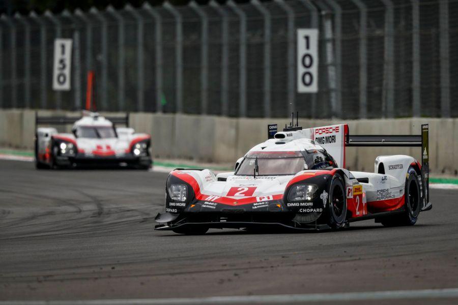 FIA WEC, 6 hours of Mexico, Porsche