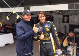 Emerson Fittipaldi, Pietro Fittipaldi, Formula V8 3.5, Mexico