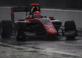 George Russell, GP3 Series, Monza