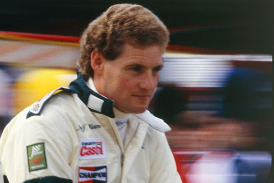 Jeff Allam 1985