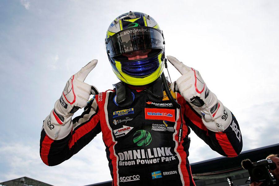 Joel Eriksson, Formula 3 at Spielberg