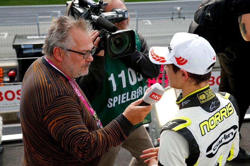 Lando Norris, Formula 3 European Championship