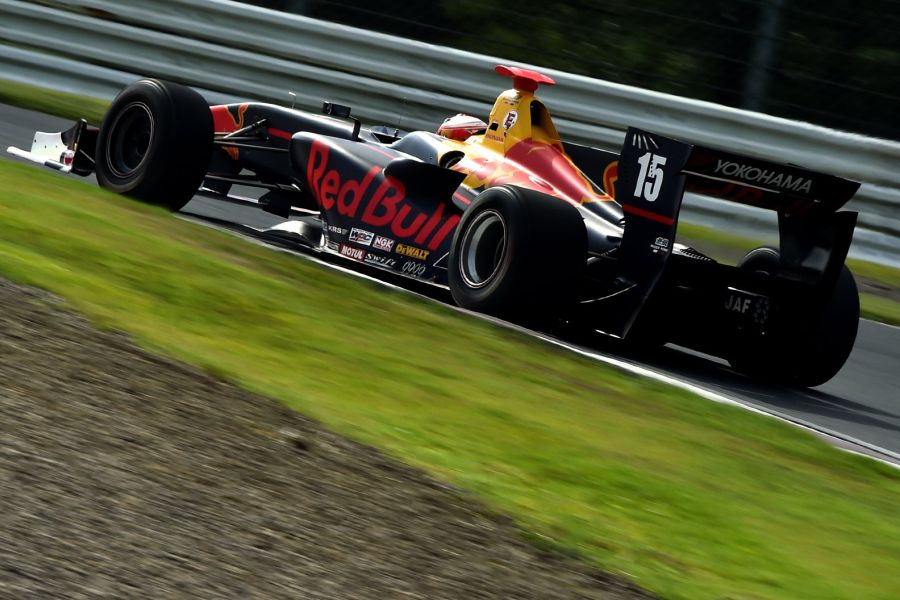 Pierre Gasly, Team Mugen, Super Formula Autopolis