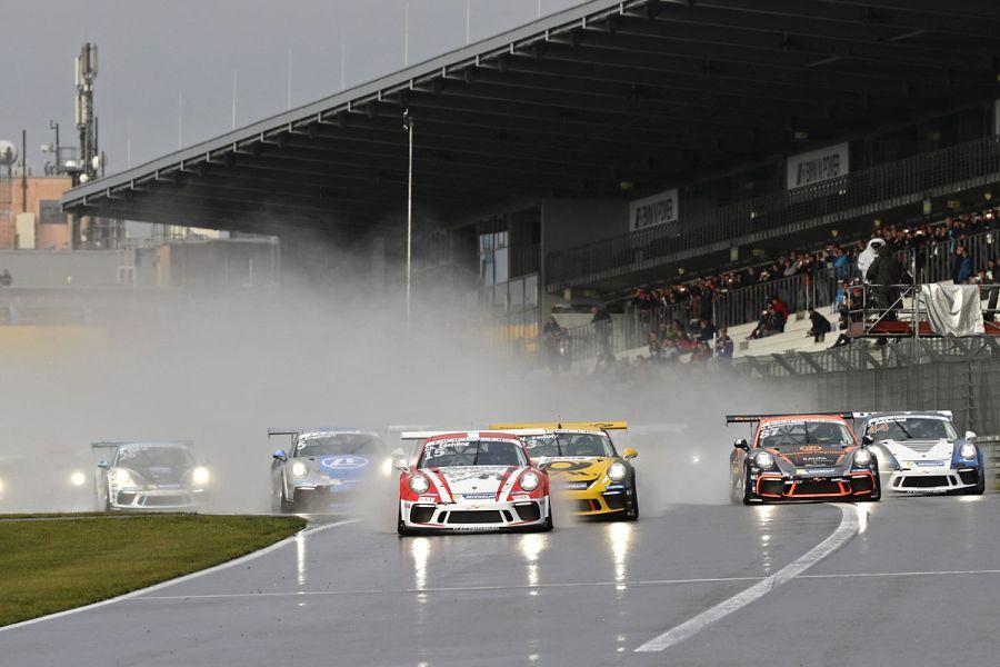 Porsche Carrera Cup Germany Nurburgring
