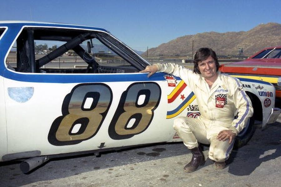 Richard Childress in 1975