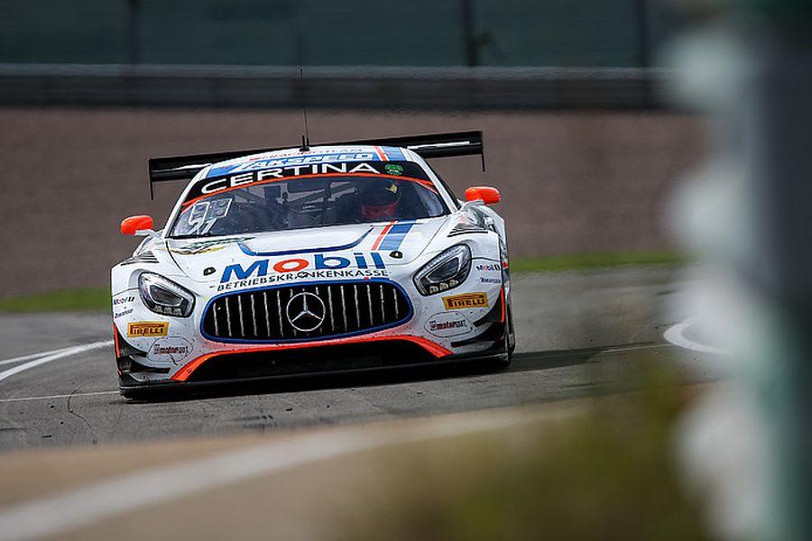 #21 Mercedes Team Zakspeed