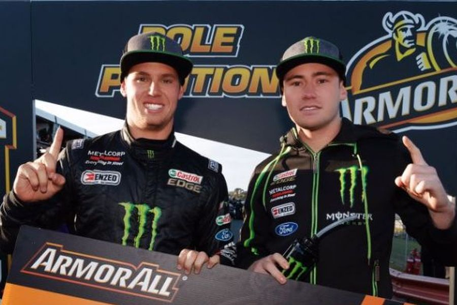 Cameron Waters, Richie Stanaway, Sandown 500 pole position and victory