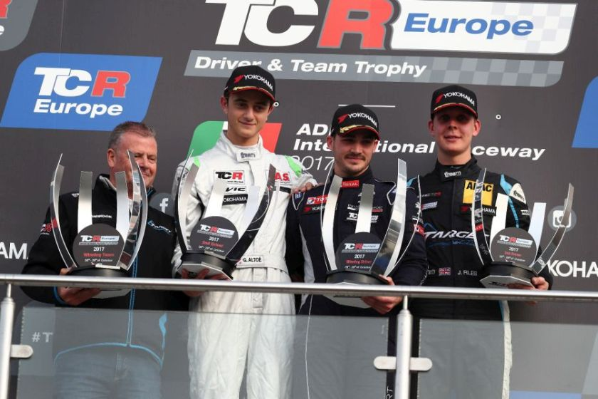 TCR Europe Trophy