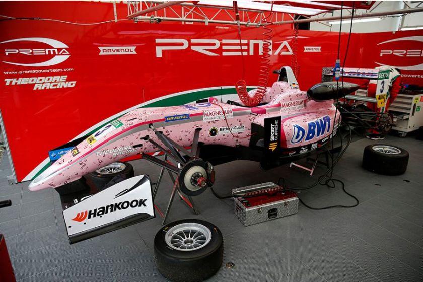 Prema Powerteam, 2017 Formula 3