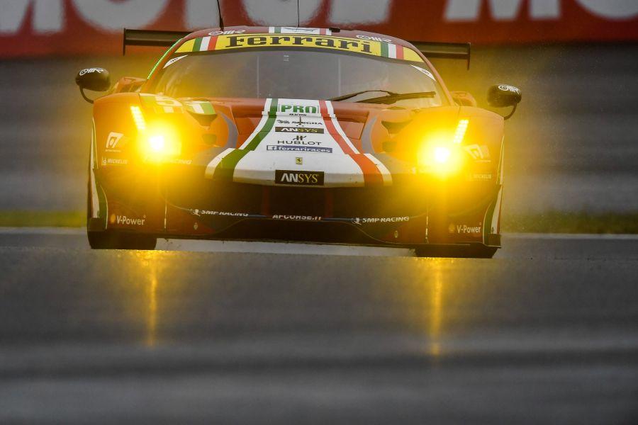 6 hours of Fuji, Ferrari 488 GTE