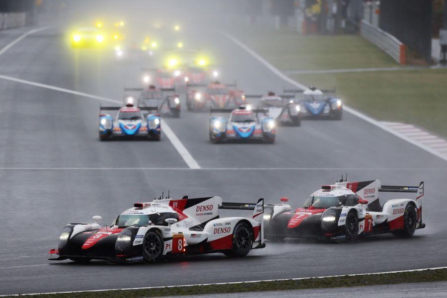 6 hours of Fuji, Toyota Gazoo Racing