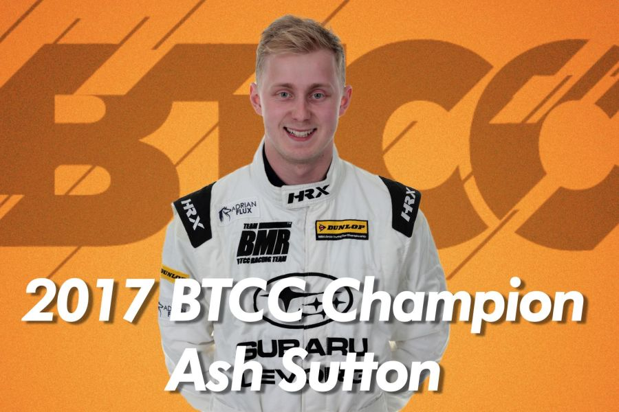 Ashley Sutton, 2017 British Touring Car Championship