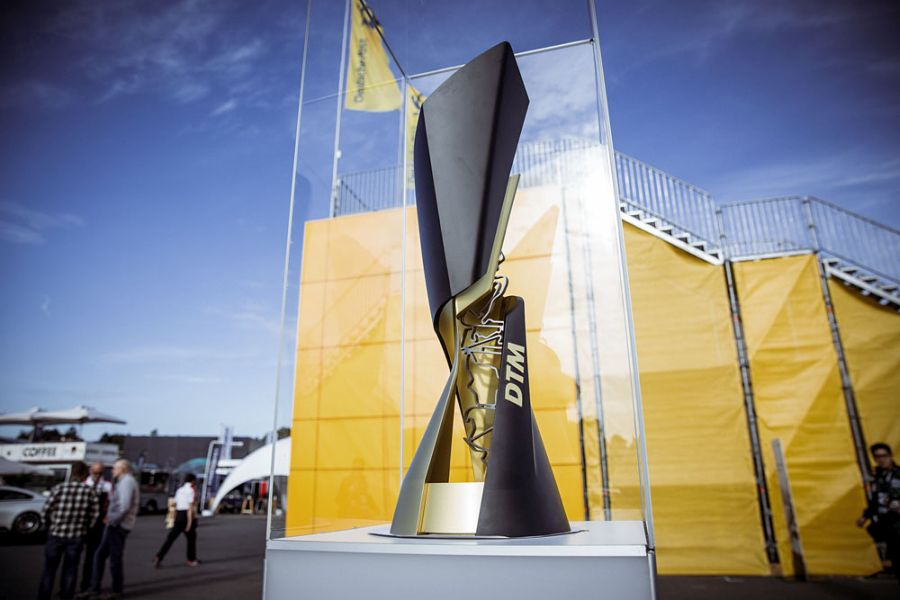 DTM Trophy is waiting for a new champion