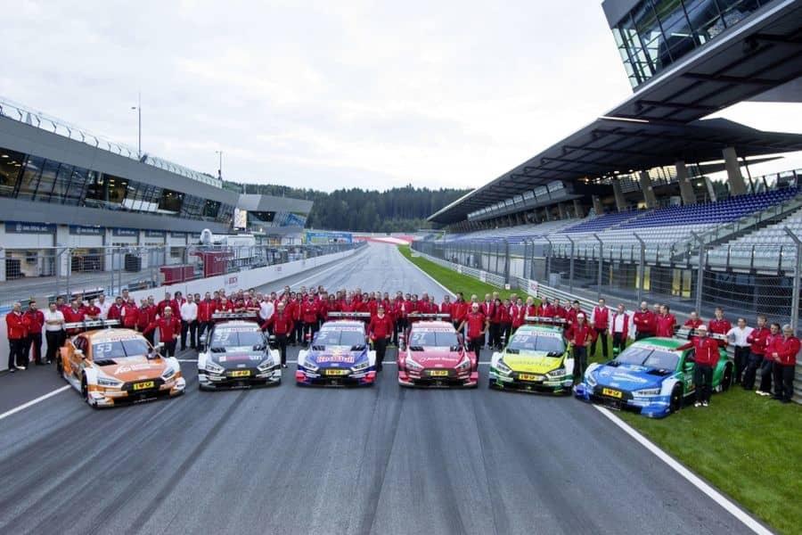 2017 DTM season finale preview, Audi Sport