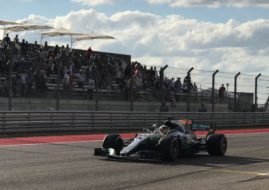 F1 US Grand Prix, Lewis Hamilton, Mercedes