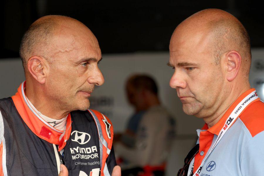 Gabriele Tarquini, Hyundai Motorsport