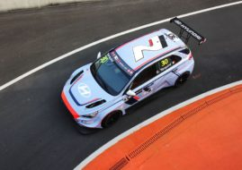 Gabriele Tarquini, TCR International Series, Zhejiang