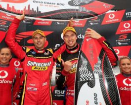 Victory for Mostert and Owen on the wet streets of Surfers Paradise
