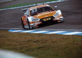 Jamie Green, Audi RS5 DTM, Hockenheimring