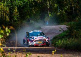 Kajetan Kajetanowicz, Rally Liepaja, European Rally Championship