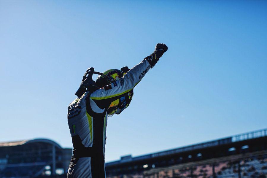 Lando Norris 2017 F3 European champion