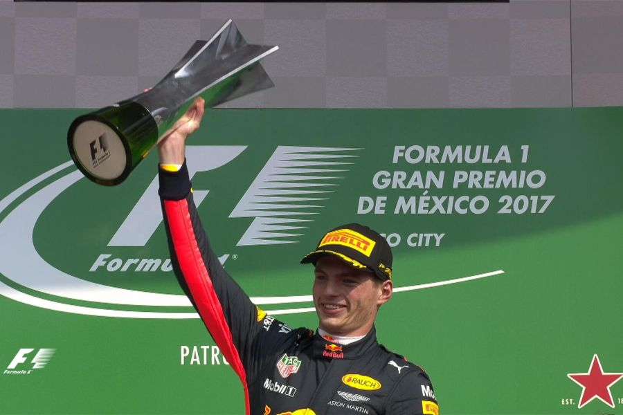 Max Verstappen wins Mexican Grand Prix