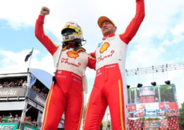 Scott McLaughlin, Alexandre Premat, Gold Coast 600 race 2 winners