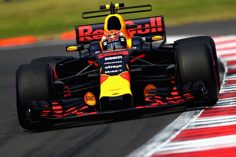 Max Verstappen Mexican Grand Prix