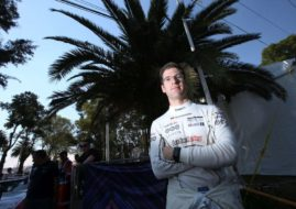 Michael Ammermuller, 2017 Porsche Supercup champion