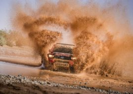 Nasser Al Attiyah, 2017 Rallye du Maroc