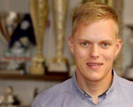 Ott Tänak is moving to Toyota for the 2018 WRC season