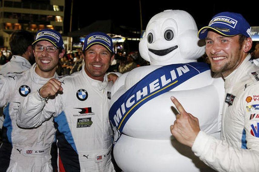 Petit Le Mans GTLM class winners