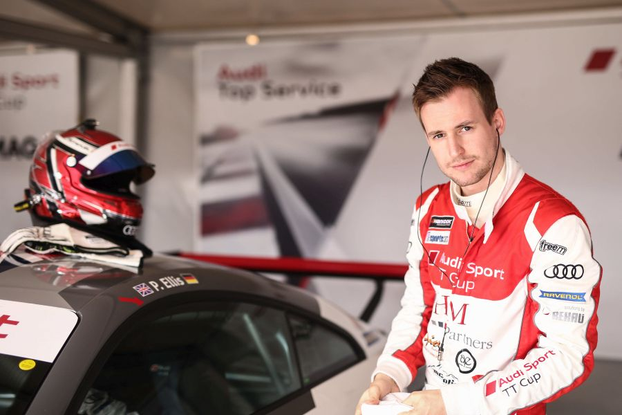 Philip Ellis, Audi Sport TT Cup