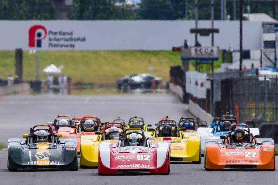Potland International Raceway