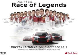 Race of Legends, Audi Sport TT Cup, Hockenheimring