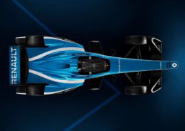 2017 - Renault Z.E.17, Formula E Championship