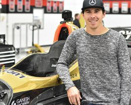 Robert Wickens is moving from DTM to IndyCar Series