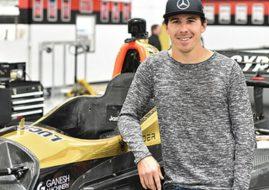 Robert Wickens Schmidt Peterson Motorsports