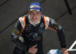 Sacha Fenestraz, 2017 Formula Renault 2.0 Eurocup champion