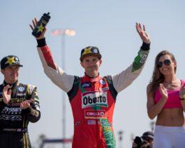 Global Rallycross Championship: Third triumph in a row for Scott Speed