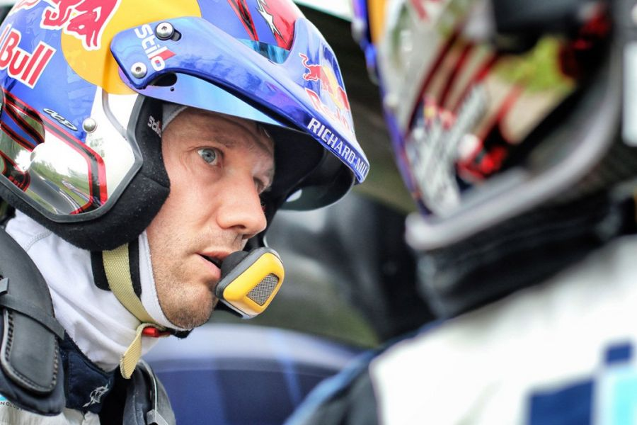 Sebastien Ogier 2017 World rally champion