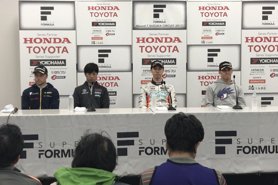 Super Formula finale cancelled