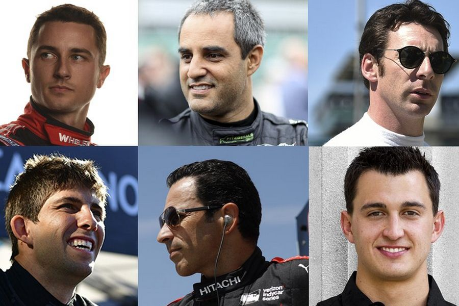 Team Penske line-up for the 2018 IMSA SportsCar Championship