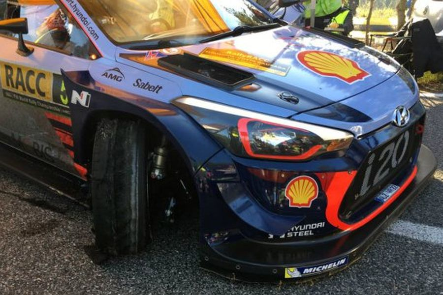 Thierry Neuville, Hyundai i20 Coupe WRC